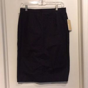 NWT! Black Michael Kors Skirt